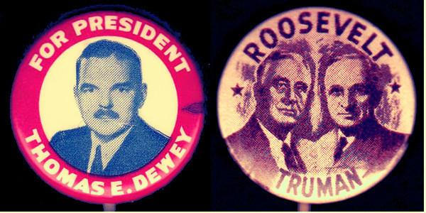 Dewey Roosevelt