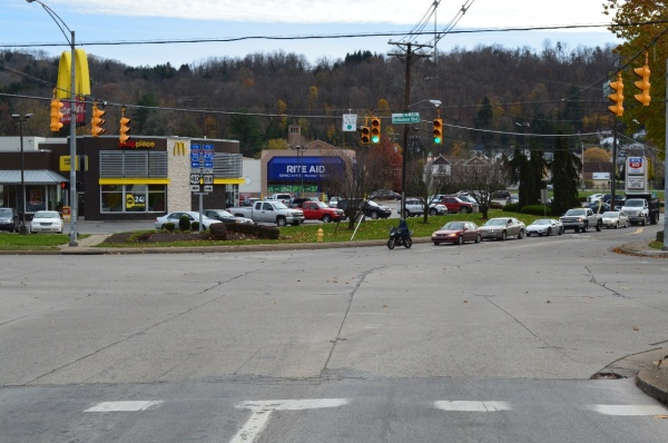 Wheeling's Vice-Mayor and Sixth Ward council representive Gene Fahey said the Kruger STreet-U.S. 40 intersection is one of the busiest in the city of Wheeling, but an expected expansion project by the West Virginia Division of Highways has been delayed for several years. Fahey will continue his efforts to ensure the project takes place in the near future.