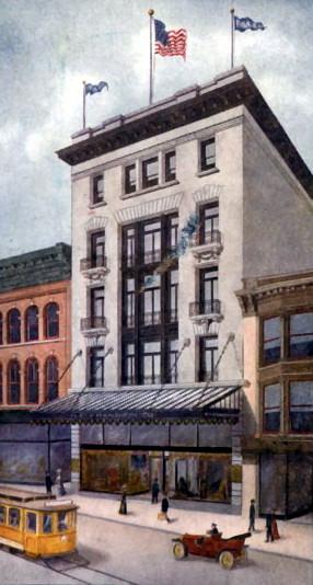 Franzheim Building M