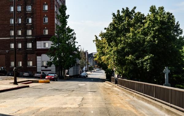Wheeling - Water Street