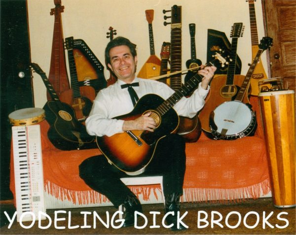 Yodeling Dick with some of his friends