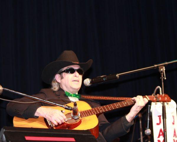 Dick performing 3-7-15 on Jamboree