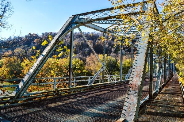 Aetnaville Bridge - superstructure (1)