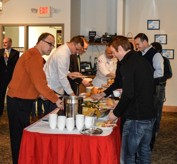 OV Connect - Lunch - served