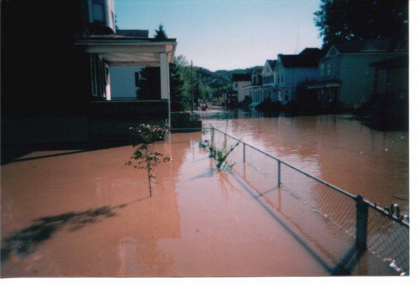 Whg Island - 2004 flood - 2 - Lynne Walton