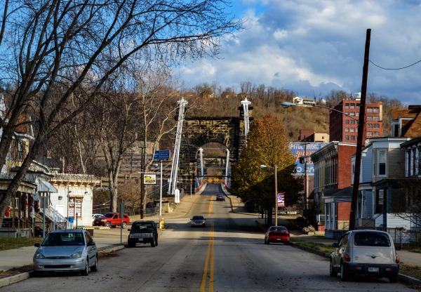 Whg Island - Suspension Bridge