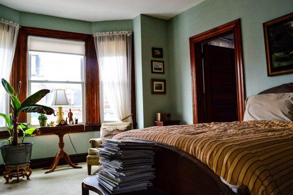 Murphy - bedroom