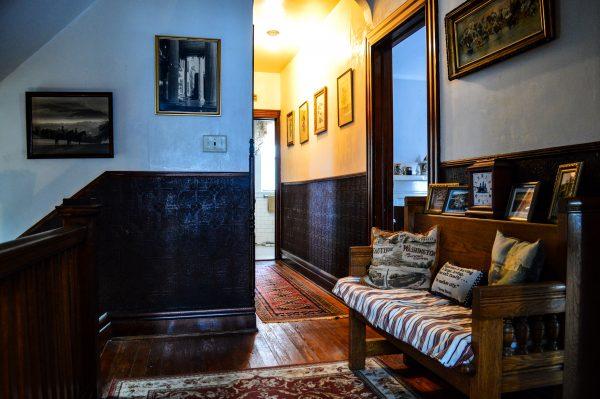 Murphy - second floor hallway