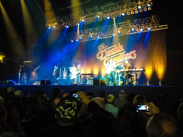 Wesbanco Arena - Doobie Brothers