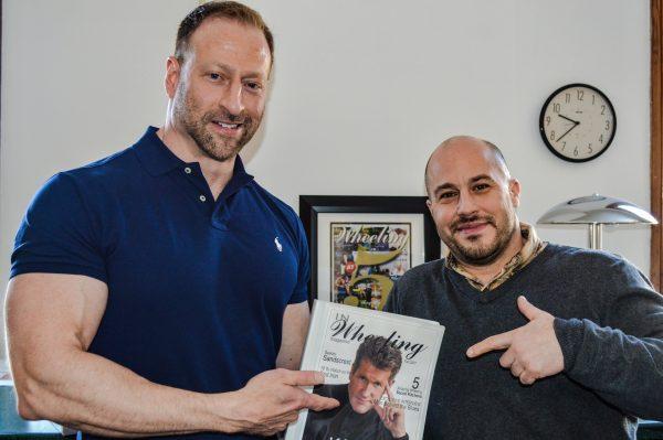 Publisher David Allinder and Managing Editor Dominic Cerrone