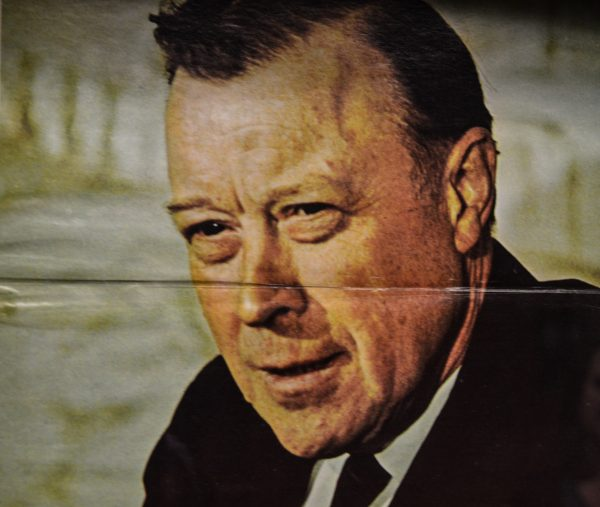 The First State Capitol Building contains a small-but-growing library dedicated to Wheeling native Walter Reuther.