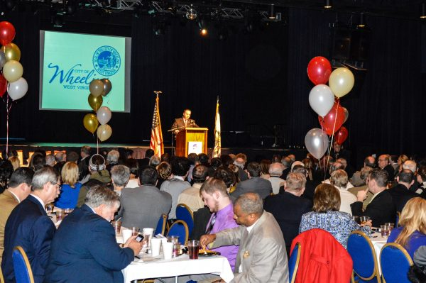 Nearly 300 people attended this year's State of the City Address, a tradition started in 2010.
