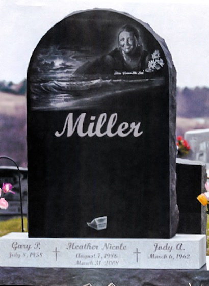 Heather Miller passed away on March 31, 2008.