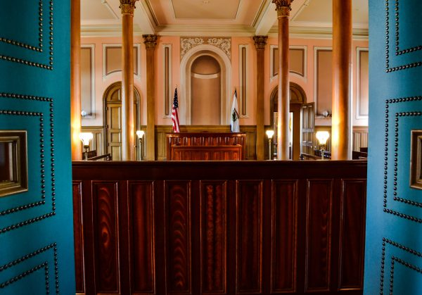 The state of West Virginia was officially created in this courtroom on June 20, 1863.