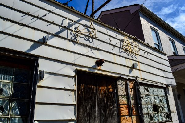 The former Wally's Bar along Jacob Street in South Wheeling burned down more than two decades ago, but current residents recall that the establishment featured at least two illegal, 25-cent poker machines.