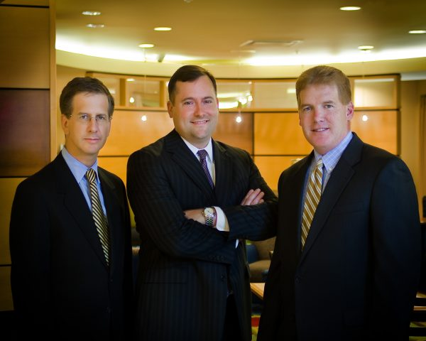 McKinley Carter Wealth Services has offices in Wheeling, Charleston, and Parkersburg, W.Va., Pittsburgh, PA, and Gaithersburg, MD. The firm is led by Managing Principals (l to r) Will W. Carter, JD; David H. McKinley, CFP®; and Brian T. Gongaware, CFP®, CRPC®.