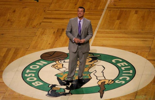 Herren played for the Boston Celtics before his release in 2001.