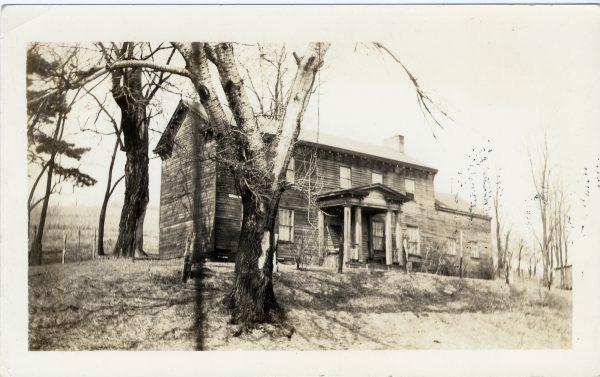 Samuel Brady House Front
