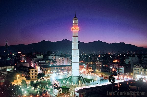 The Dharahara – also known as the Bhimsen Tower – was constructed in 1832, and it was completely destroyed on April 25th.
