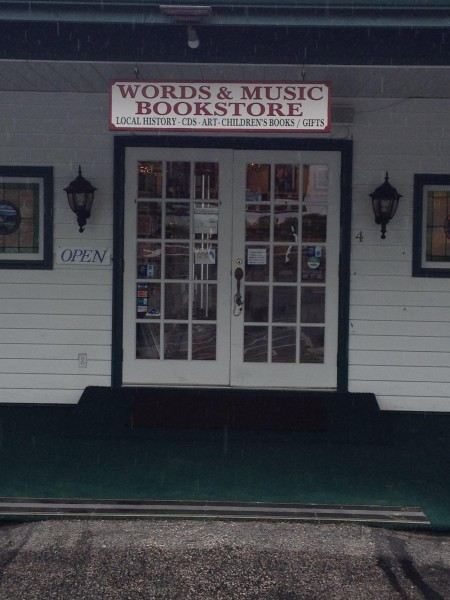 Words & Music is located on Oglebay Drive at Stratford Springs.