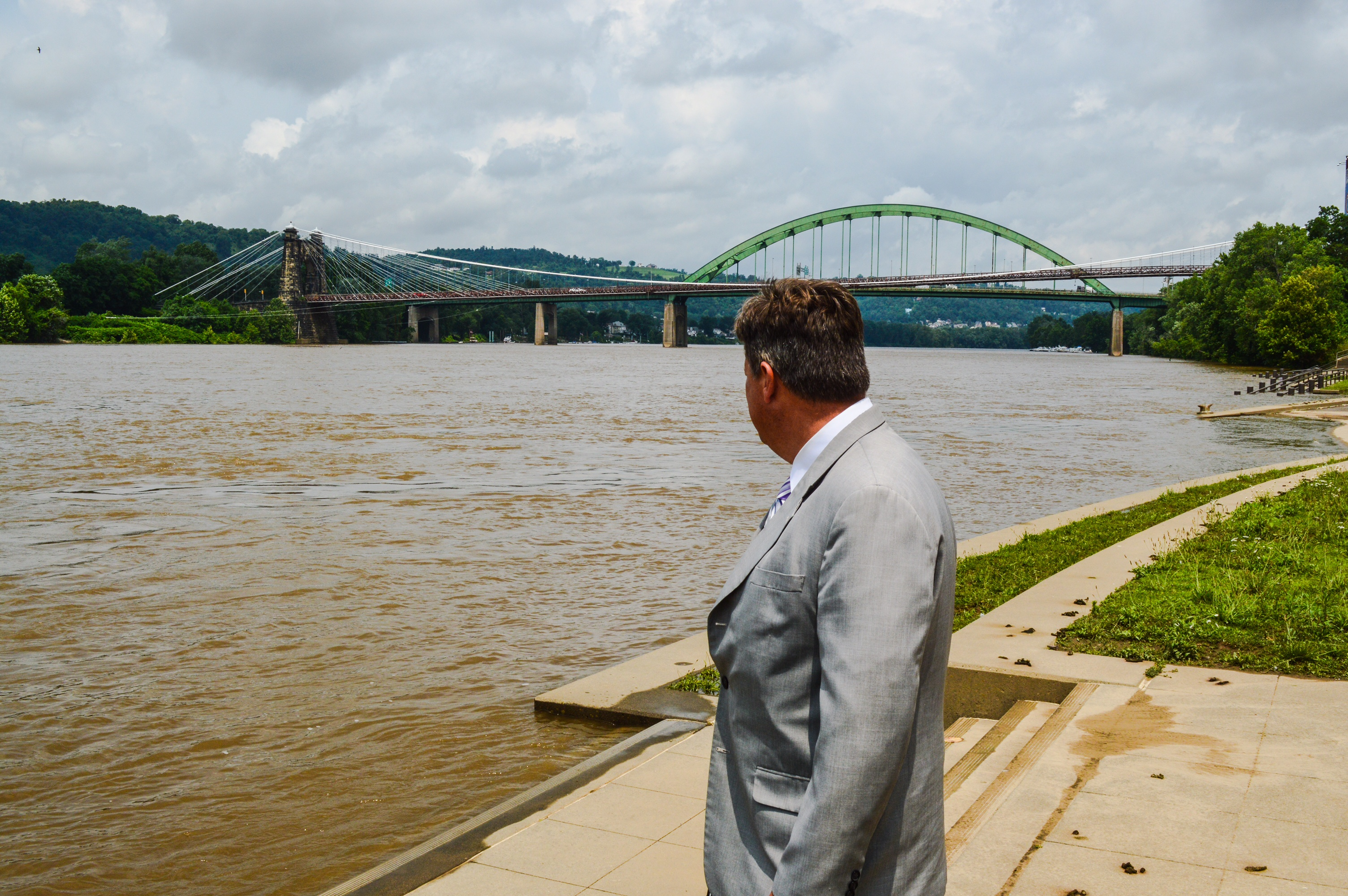 Flood Insurance Remains An Issue In Wheeling Weelunk
