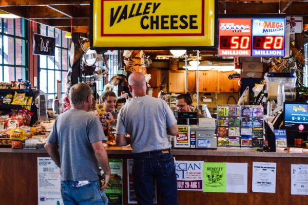 Valley Cheese has since expanded with a South Wheeling location after experiencing great success at Centre Market.