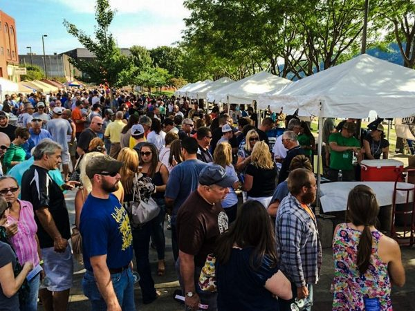 Approximately 1,200 walk-up patrons surprised the organizers of the Mountaineer Brewfest last year, but they have taken steps to ensure a large crowd is a happy crowd.