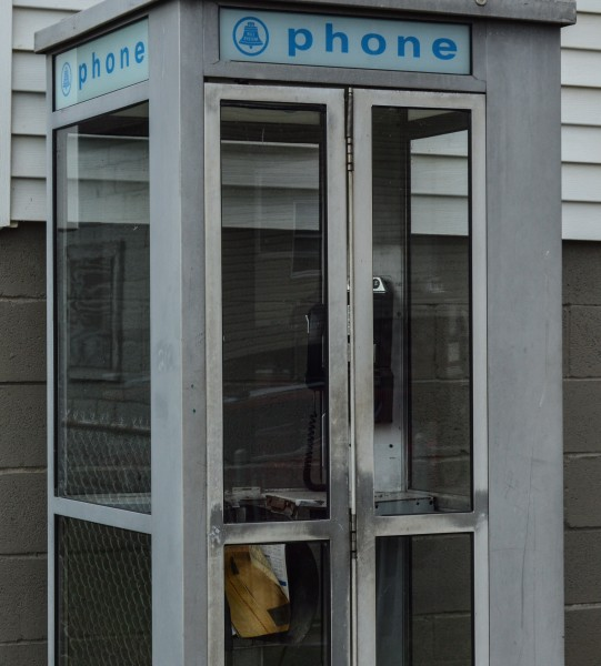 Burgoyne explained that Hankish usually carried a roll of quarters with him at all times because he conducted a lot of business inside phone booths throughout the Wheeling area.