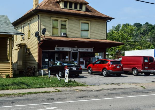 Duvall TV and Appliance is located at 1125 National Road in the Woodsdale section of Wheeling.