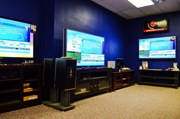 Duvall's has a wide variety of televisions available, and if what you want is not in stock the staff will order it and deliver it quickly.