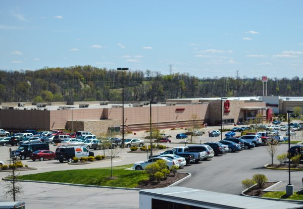Several big-box retailers have opened at The Highlands since Minard made his announcement in July 2006.