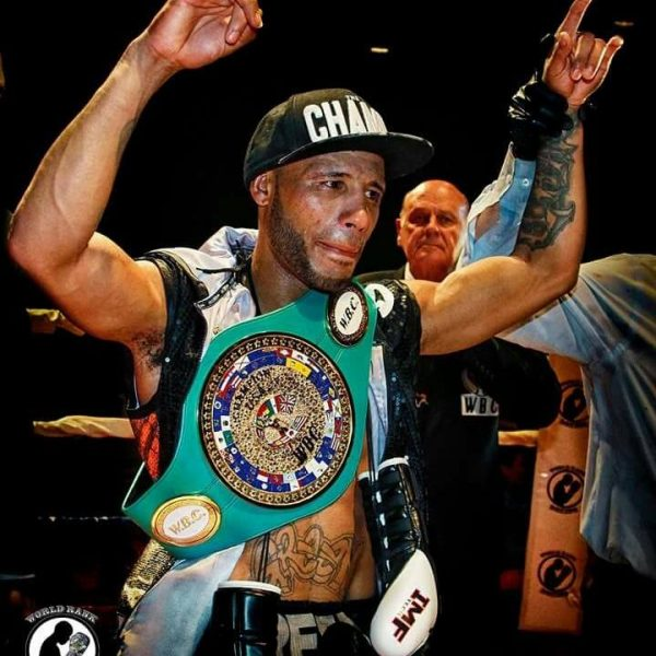 It was a dream come true when Green heard his name announced as the new WBC Featherweight champ in North America.