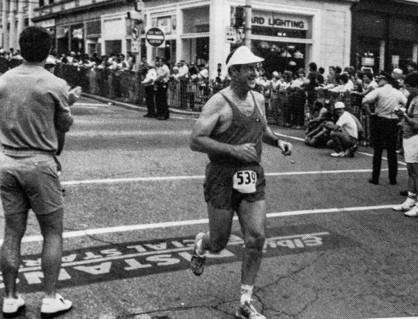 Race director Hugh Stobbs has long been a road runner and competed in races throughout the U.S.