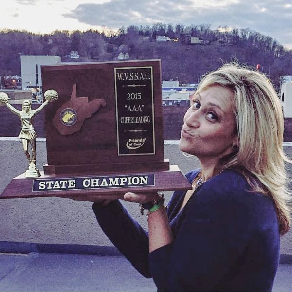 Head coach Shawna Shepherd had always hear that winning consecutive titles was much difficult than capturing the first, and that made this year's victory ever so sweet.
