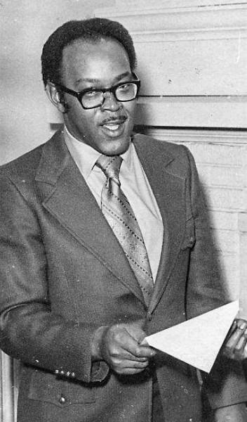 Clyde Thomas, circa the 1970s.