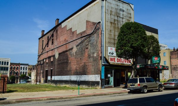 These two structures will soon vanish from the downtown's landscape.