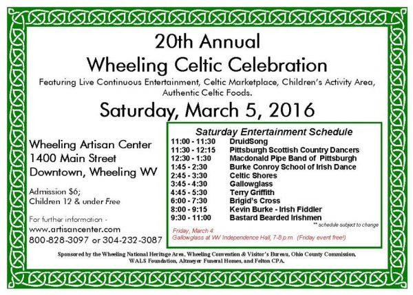 2016 Celtic Fest