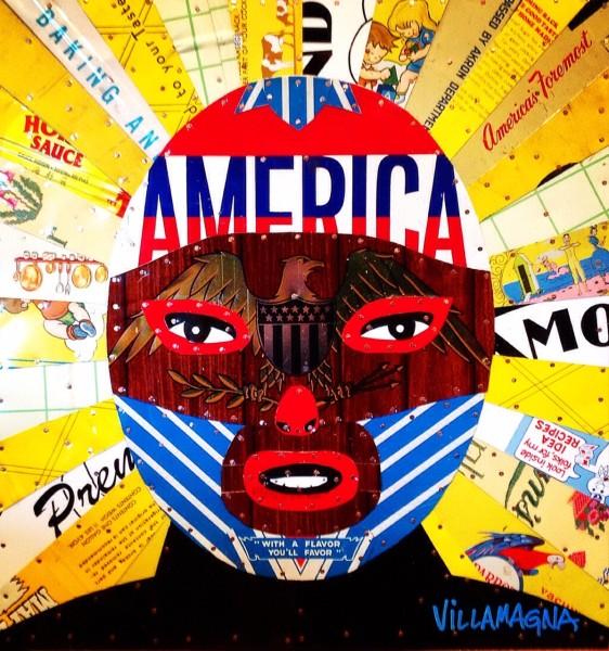 """Luchador America"""