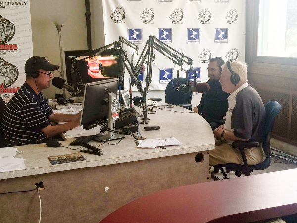 Mr. Kelly along with DJ Abisalih were interview on The Watchdog Network (AM 1600 WKKX & AM 1370 WVLY) during the Kelly Cup Finals.