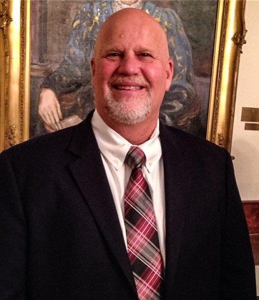 Ward 6 Councilman-elect Dave Palmer.