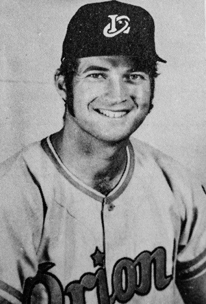 Bo McConnaughy during his playing days in the Baltimore Orioles organization.