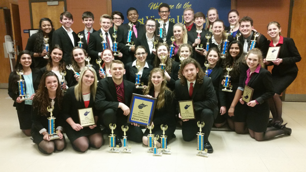Wheeling Park High's Speech & Debate team won its 37th consecutive title this past spring.