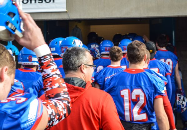 The Wheeling Park football program will have 17 players on college rosters this season.