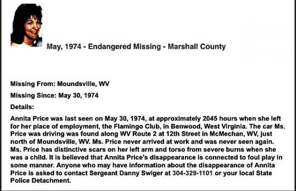 New developments have surfaced recently concerning this cold case in Marshall County.