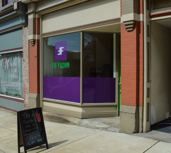 The Fit Fusion Nurtition Studio is located at 2137 Market Square close to Later Alligator.