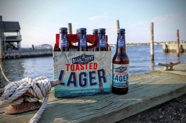 Blue Point Brewing's Toasted Lager