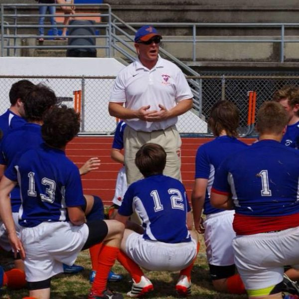 Duffy has coached rugby on the high school and college levels before returning to Wheeling.