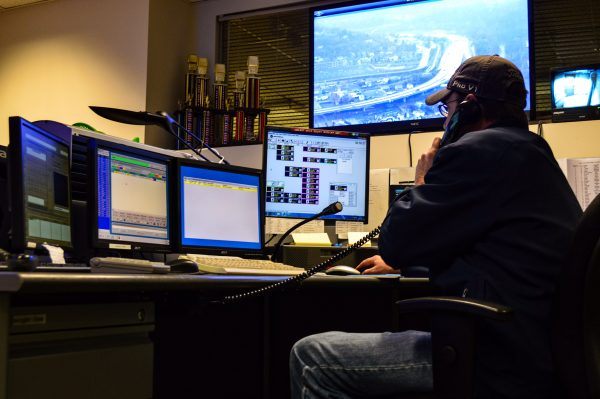 Dispatchers in Ohio County man the phones 24 hours per day seven days per week.