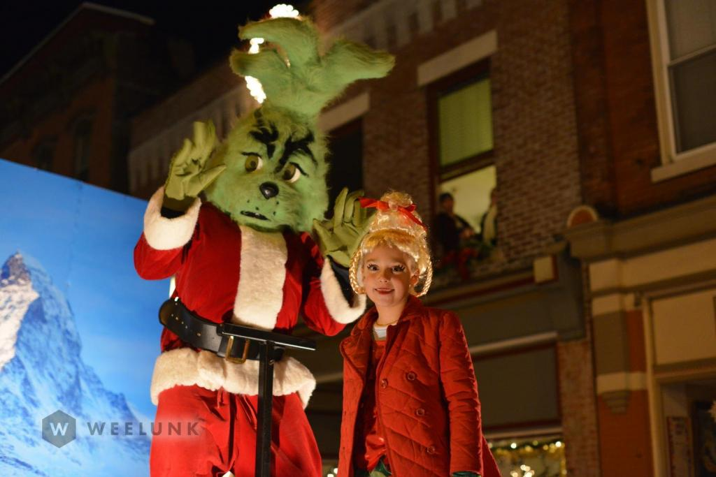 Wheeling Christmas Parade in Photos