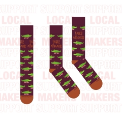 Later Gator Socks